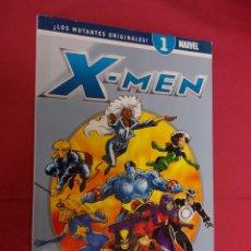 Cómics: X MEN. COLECCIONABLE. Nº 1. PANINI.. Lote 92757265
