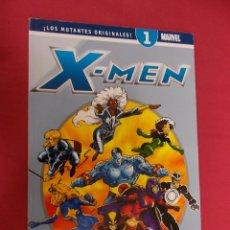 Cómics: X MEN. COLECCIONABLE. Nº 1. PANINI.. Lote 92757305