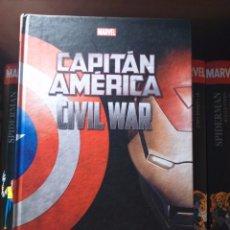 Cómics: MARVEL INTEGRAL -- CAPITAN AMERICA : CIVIL WAR -- PANINI -- COMO NUEVO --. Lote 93039425