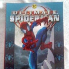 Cómics: ULTIMATE SPIDERMAN (LOTE NºS 2,8,13,20,23 Y 24) VER FOTOS (POSIBILIDAD NÚM. SUELTOS). Lote 93904630