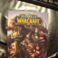 Cómics: WORLD OF WARCRAFT - WALTER SIMONSON - PANINI -. Lote 93968160