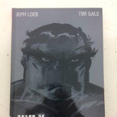 Cómics: HULK GRIS - JEPH LOEB Y TIM SALE - 100% MARVEL - PANINI. Lote 94671863