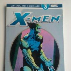 Cómics: X-MEN LOS MUTANTES ORIGINALES 3 PANINI ¡RESURRECCIÓN! . Lote 94748614