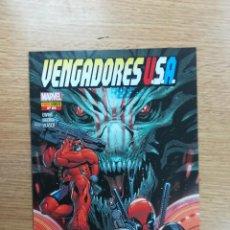 Cómics: VENGADORES USA #4. Lote 94811971