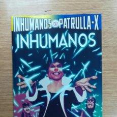 Cómics: INHUMANOS #37. Lote 94812803