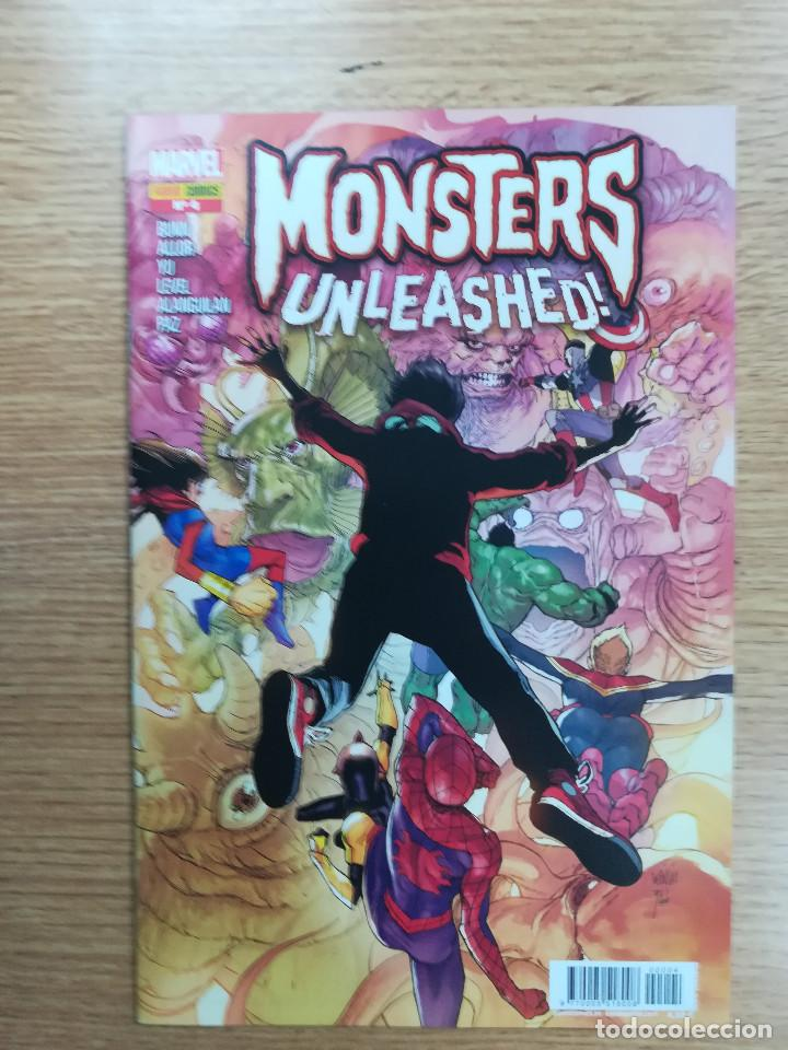 MONSTERS UNLEASHED #4 (Tebeos y Comics - Panini - Marvel Comic)