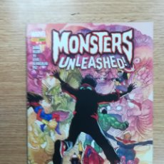 Cómics: MONSTERS UNLEASHED #4. Lote 94812827