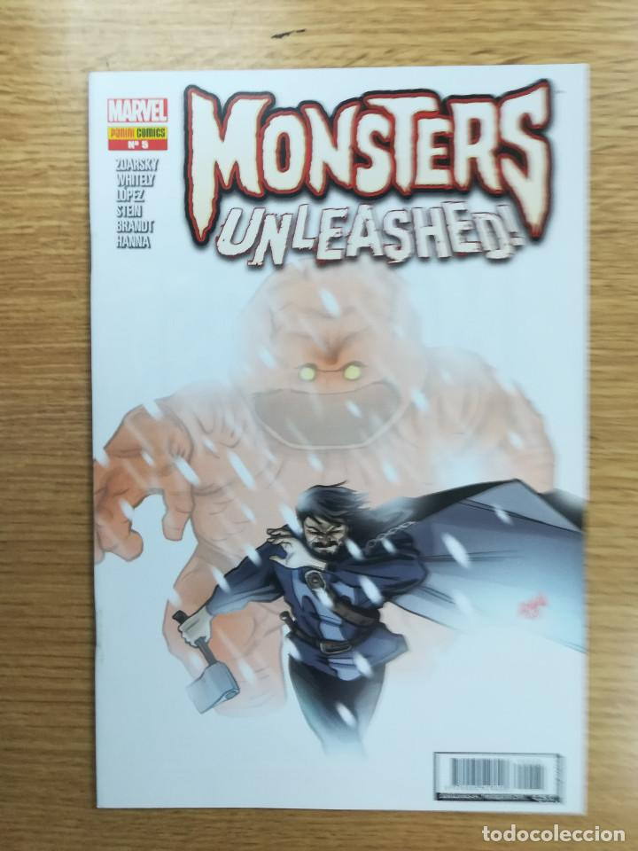 MONSTERS UNLEASHED #5 (Tebeos y Comics - Panini - Marvel Comic)