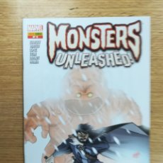 Comics - MONSTERS UNLEASHED #5 - 94812851