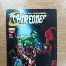 Cómics: CAMPEONES #6. Lote 94812919