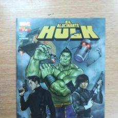 Cómics: INCREIBLE HULK #62 - ALUCINANTE HULK #18. Lote 94813087