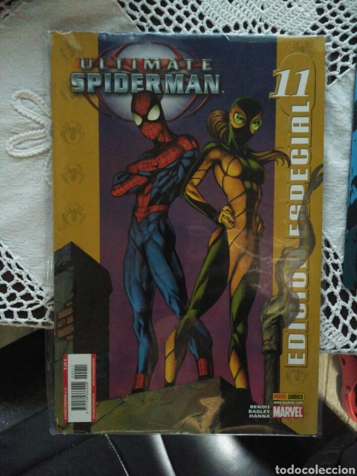 ULTIMATE SPIDERMAN VOL. 2 N° 11 EDICIÓN ESPECIAL GRAPA (Tebeos y Comics - Panini - Marvel Comic)