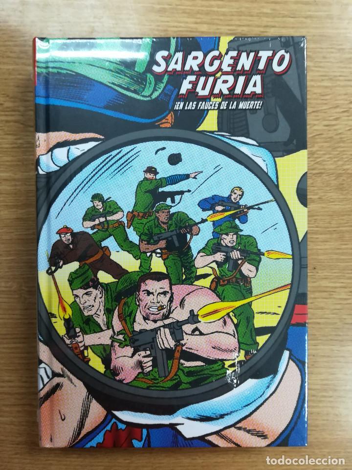 SARGENTO FURIA #2 EN LAS FAUCES DE LA MUERTE (MARVEL LIMITED #30) (Tebeos y Comics - Panini - Marvel Comic)