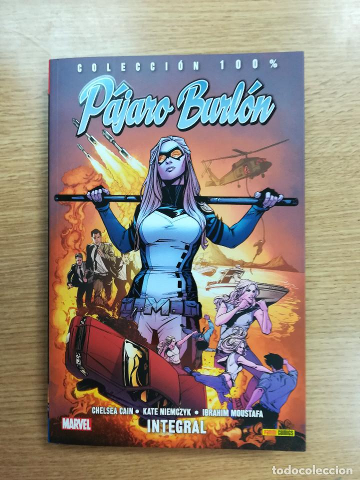 PAJARO BURLON INTEGRAL (100% MARVEL) (Tebeos y Comics - Panini - Marvel Comic)