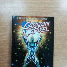 Cómics: CAPITAN MARVEL #4 ODISEA (EXTRA SUPERHEROES). Lote 94890823