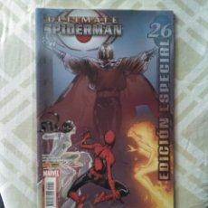 Cómics: ULTIMATE SPIDERMAN VOL. 2 N° 26 EDICIÓN ESPECIAL GRAPA. Lote 94957111