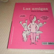 Cómics: LOS CUADERNOS ROSAS DE ANA Nº 1. LAS AMIGAS PACCO & PÉTRONILLE PANINI COMICS 2010. Lote 95153759