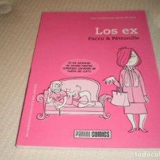 Cómics: LOS CUADERNOS ROSAS DE ANA 2. LOS EX PACCO & PÉTRONILLE PANINI COMICS 2010. Lote 95154039