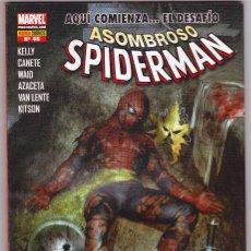 Cómics: ASOMBROSO SPIDERMAN Nº 46 PANINI MARVEL. Lote 95173231