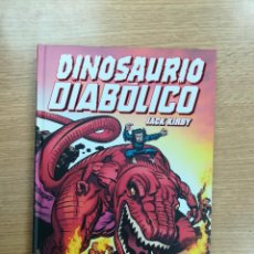 Cómics: DINOSAURIO DIABOLICO DE JACK KIBRY (100% MARVEL HC). Lote 95336339