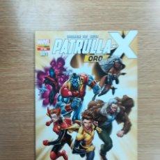 Cómics: PATRULLA X VOL 4 #63 - PATRULLA X ORO #1. Lote 95338371