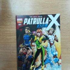 Cómics: NUEVA PATRULLA X #52 - PATRULLA X AZUL #1 PORTADA ALTERNATIVA. Lote 95338619