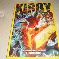 Cómics: KIRBY GÉNESIS Nº 1 PIONEROS KURT BUSIEK ALEX ROSS JACK HERBERT PANINI 2012. Lote 95391891