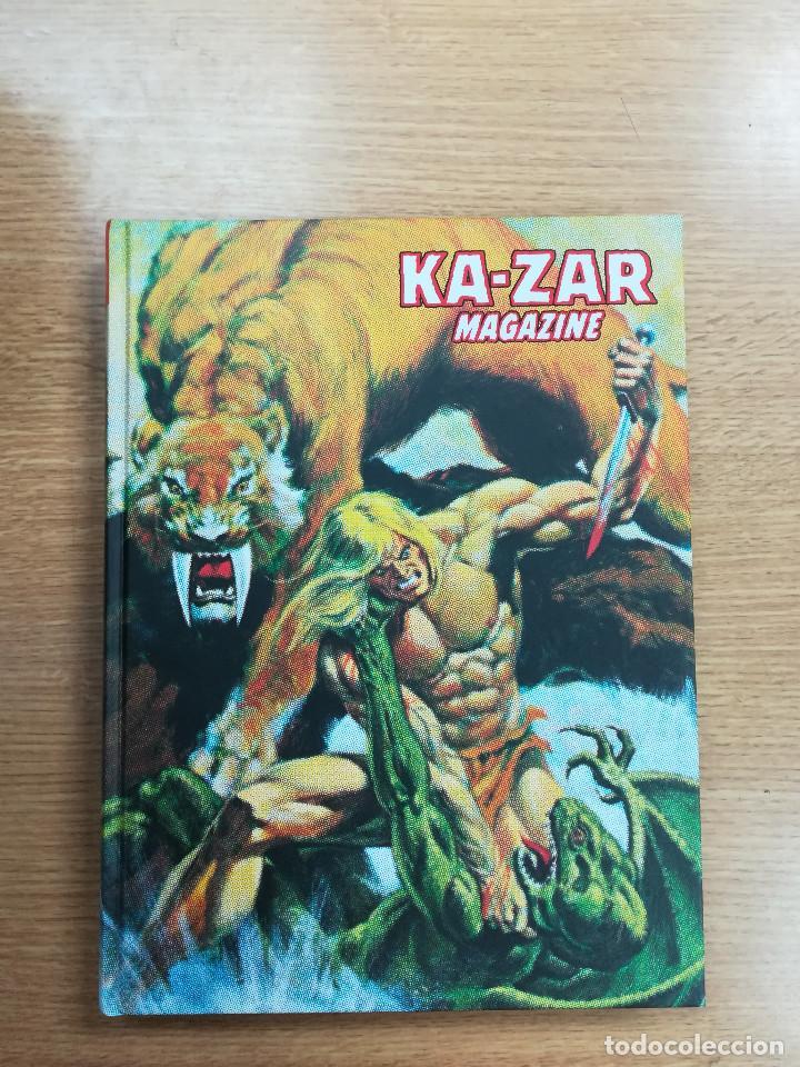 KA-ZAR MAGAZINE (MARVEL LIMITED EDITION ESPECIAL #3) (Tebeos y Comics - Panini - Marvel Comic)