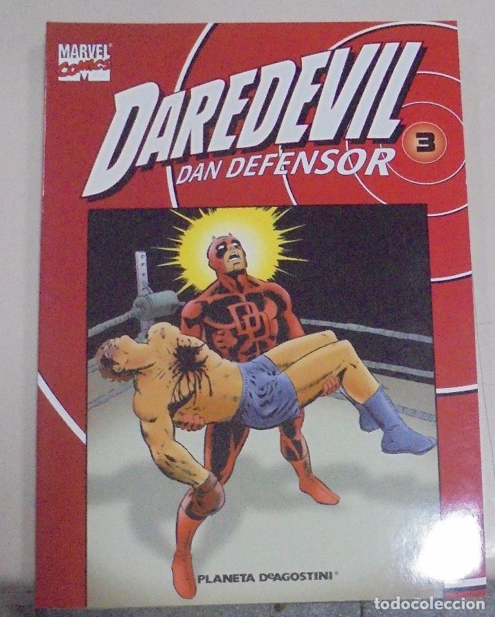 TEBEO. DAREDEVIL. DAN DEFENSOR. Nº 3. MARVEL COMICS (Tebeos y Comics - Panini - Marvel Comic)