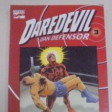 Cómics: TEBEO. DAREDEVIL. DAN DEFENSOR. Nº 3. MARVEL COMICS. Lote 95511443