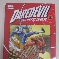 Cómics: TEBEO. DAREDEVIL. DAN DEFENSOR. Nº 2. MARVEL COMICS. Lote 95511459
