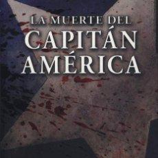 Comics: LA MUERTE DEL CAPITÁN AMÉRICA - EL HIJO CAÍDO (100% MARVEL) DESCUENTO DEL 15%. Lote 163440705