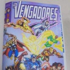Cómics: TEBEOS. LOS VENGADORES. VARIOS NUMEROS ENCUADERNADOS. Nº 16 AL 30. MARVEL COMICS. Lote 95651479