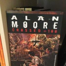 Cómics: ALAN MOORE CROSSED + 100. Lote 95652096