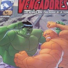 Cómics: GRAPA VENGADORES. Lote 95721500