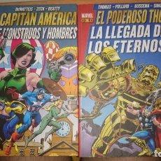 Cómics: MARVEL GOLD THOR Y CAPITAN AMERICA.. Lote 95704819