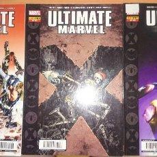 Cómics: ULTIMATE MARVEL Nº 19, 20, 21.. Lote 95706203