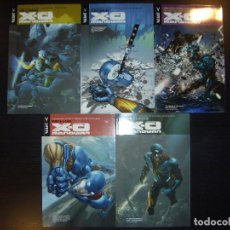 Cómics: X-O MANOWAR - TOMOS 1 A 5 - ROBERT VENDITTI. Lote 97297527
