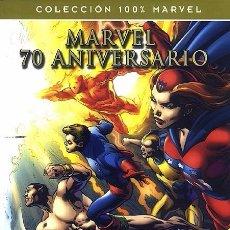 Comics: MARVEL 70 ANIVERSARIO. LA MATERIA DE LOS HÉROES (COLECCIÓN 100% MARVEL) 1 TOMO PANINI. Lote 96660767