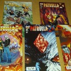 Cómics: LA EXTRAORDINARIA PATRULLA X NºS 1 AL 5 - COMO NUEVOS - ARCO SANTUARIO COMPLETO - PANINI. Lote 96762915