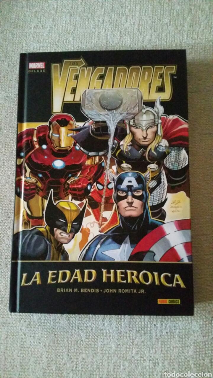 Cómics: Los vengadores la edad heroica marvel deluxe - Foto 1 - 96998256