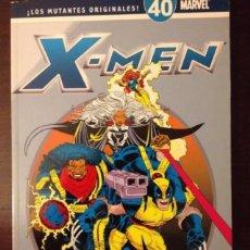 Cómics: TOMO COLECCIONABLE X-MEN ¡LOS MUTANTES ORIGINALES! 40 PANINI MARVEL COMICS. Lote 97121391