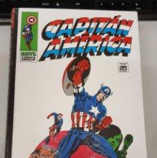 Fumetti: MARVEL GOLD : CAPITAN AMERICA Nº 2 : EL HOMBRE BAJO LA MASCARA ¡ TOMO 528 PAGINAS !. Lote 97148947