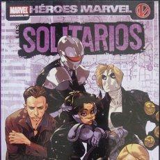 Cómics: LOS SOLITARIOS Nº 1 : LA VIDA PRIVADA DE LOS SUPERHÉROES DE C.B CEBULSKI & KARL MOLINE . Lote 97204491