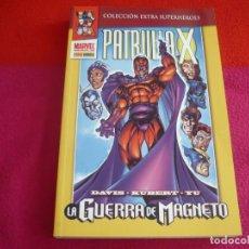 Cómics: PATRULLA X LA GUERRA DE MAGNETO ( DAVIS KUBERT ) ¡MUY BUEN ESTADO! EXTRA SUPERHEROES PANINI MARVEL. Lote 97282727