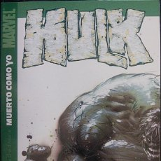 Cómics: HULK Nº 3 : MUERTO COMO YO DE BRUCE JONES Y DOUGE BRAITHWAITE MARVEL - PANINI CÓMIC . Lote 97573947