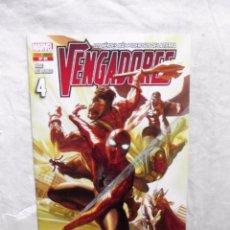 Cómics: VENGADORES MARVEL PANINI COMICS Nº 81. Lote 97697699