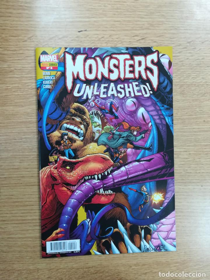 MONSTERS UNLEASHED #6 (Tebeos y Comics - Panini - Marvel Comic)