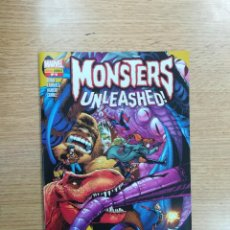 Cómics: MONSTERS UNLEASHED #6. Lote 97844527