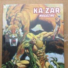 Cómics: KA-ZAR MAGAZINE MARVEL LIMITED EDITION PANINI COMICS. Lote 97849848